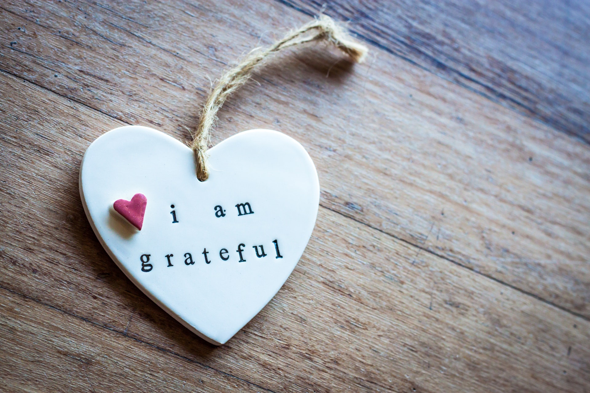 The Benefits of a Grateful Heart